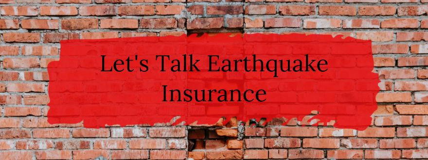 Does My Homeowner's Policy Cover Earthquake?