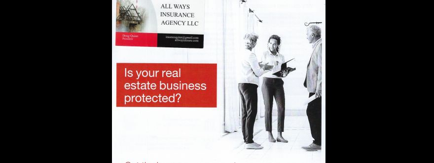 REAL ESTATE BUSINESS INSURANCE