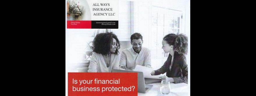 IS YOUR FINANCIAL BUSINESS PROTECTED