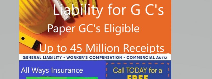 NYC NY NJ PA Contractors Insurance