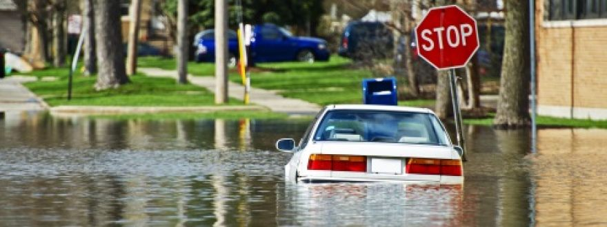 Homeowners Insurance doesn't cover floods