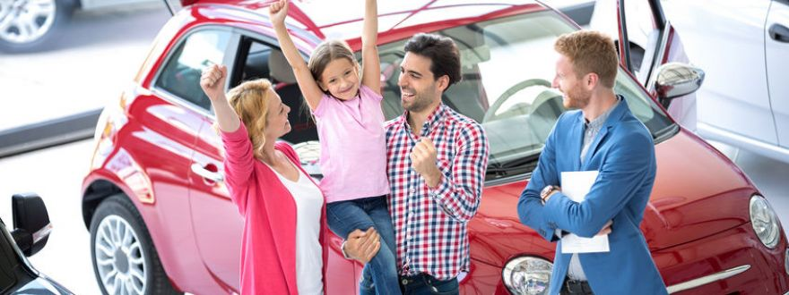 Buying a new car in Florida