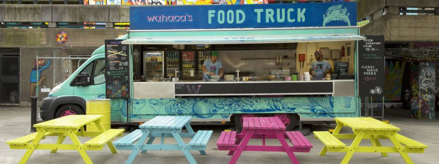 Is the Food Truck Business your American Dream?