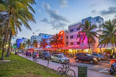 Miami Beach, Florida Car Insurance