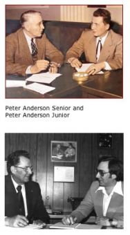 About Anderson Insurance Agency