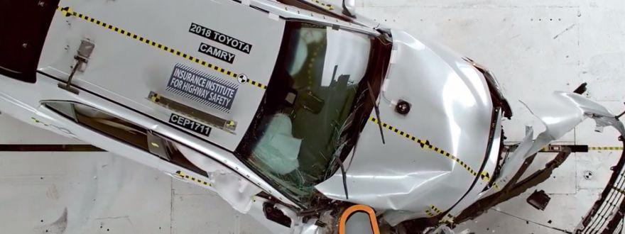 Insurance Institute of Highway Safety 2020 Safest Auto List