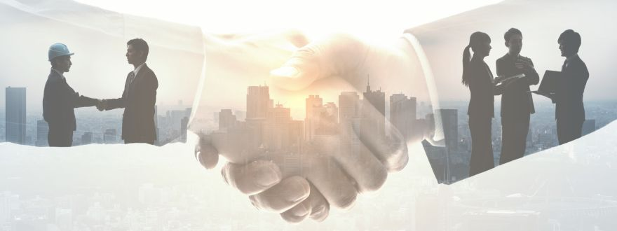 Great partnerships are crucial for both the business and the client experience