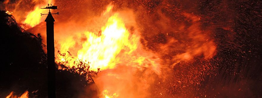 7 Steps To Reduce Wildfire Risks