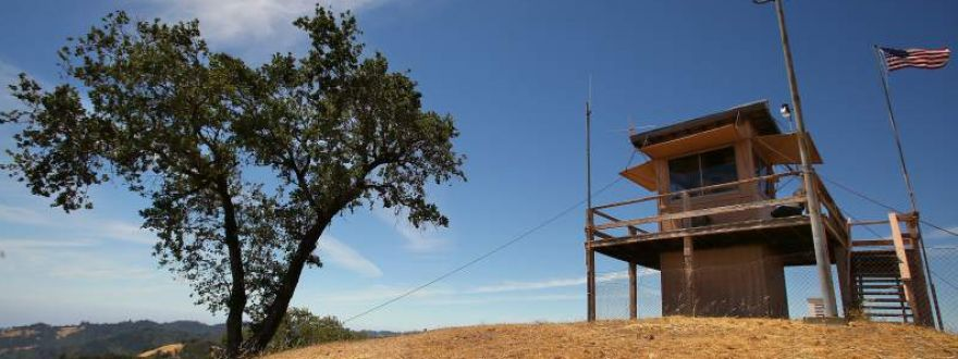 New wildfire detection camera installed on Pole Mountain, Sonoma Coast's highest peak