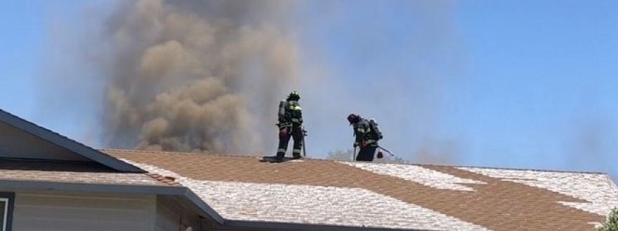 Proper BBQ ash disposal can prevent a house fire