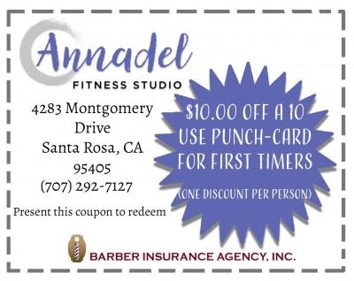 Annadel Dance and Fitness Studio