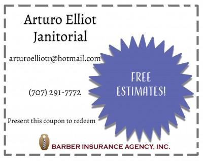 Arturo Elliot Janitorial