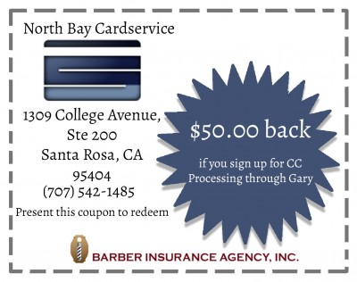 Gary Benson at North Bay Cardservice