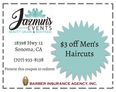 Jazmin's Events, Beauty & Boutique