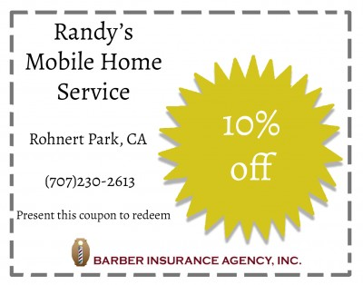 Randy's Mobile Home Services