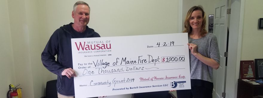 Mutual of Wausau Community Grant Presentation