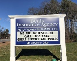Welcome to Beals Insurance Agency, LLC