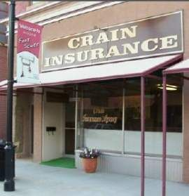 Welcome to Crain Insurance Agency