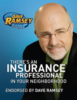 Adam Miller of ISU Croxton & Roe Insurance is a Dave Ramsey Endorsed Local Professional!