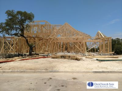 San Antonio, Texas Builders Risk Insurance