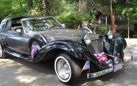 Antique, Classic, Exotic Car Insurance