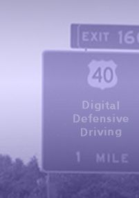 Welcome to Digital Defensive Driving