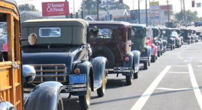 Welcome to Harbor Area Model A Club