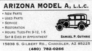 Arizona Model A, L.L.C