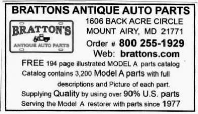 Brattons Antique Auto Parts