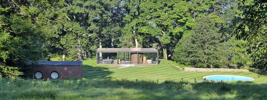 Showcase Series The Glass House Historic Appraisal Services