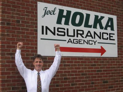 Welcome to Joel Holka Insurance Agency