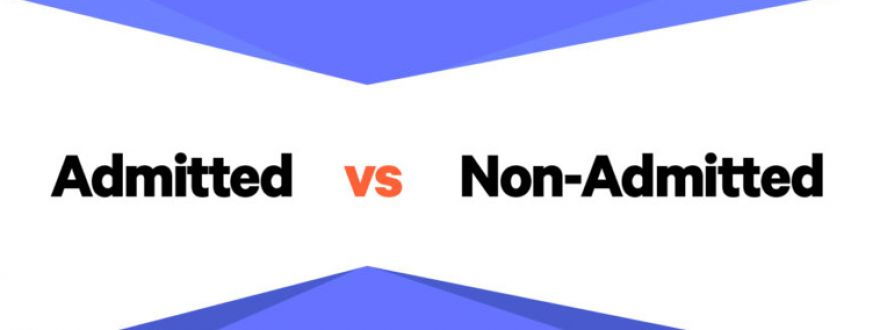 Admitted vs. Non-admitted Insurance Carriers!