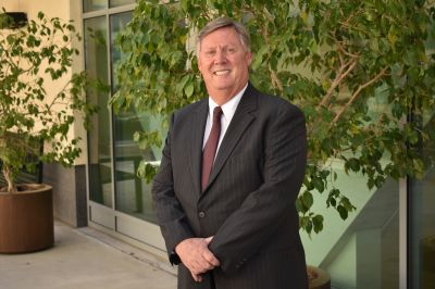 ISU Barich Insurance Principal George Barich