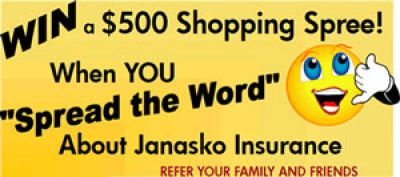 Welcome to Janasko Insurance Agency Inc