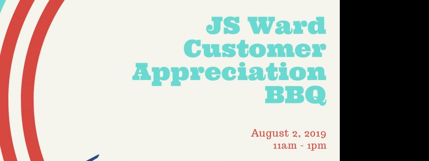 JS Ward and Son Celebrates our Clients with Annual BBQ