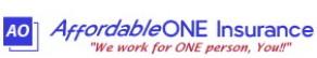 AffordableONE Insurance logo