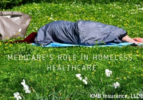 medicares role with the homeless