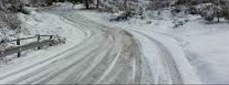 Tips for driving in Snow & Ice