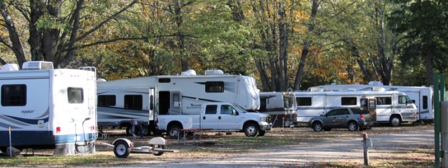 Driving an RV without insurance in Ohio
