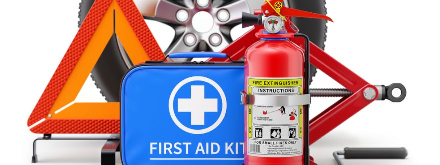 roadside and emergency kit for your vehicle