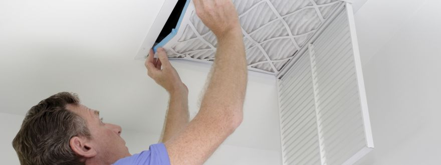 Be sure to keep up with your regular home maintenance projects