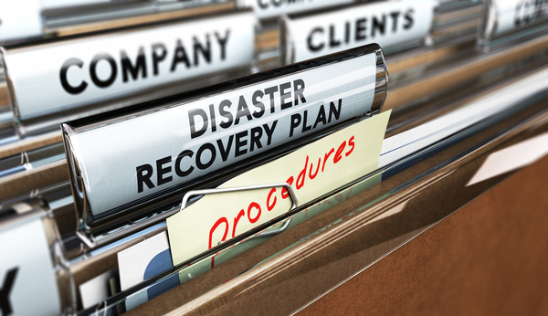 create a disaster recovery plan for your business
