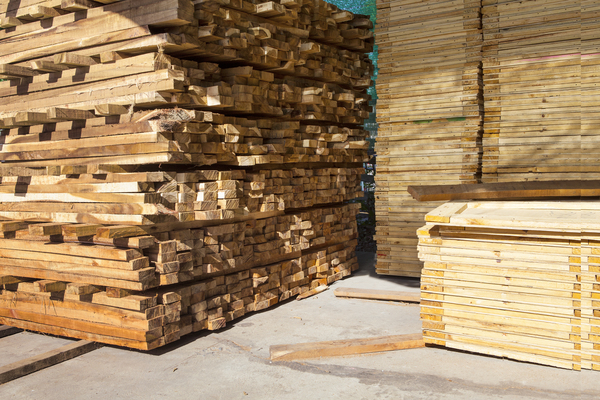 lumber yard needs woodworking insurance for protection