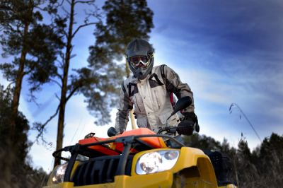 Get ATV insurance for your 4 wheeling fun times in League City