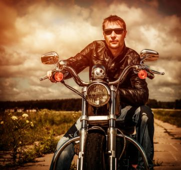 Be sure your motorcycle is just as covered as you are - get motorcycle insurance