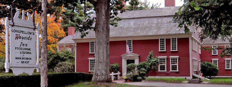 Insuring The Story of Longfellow's Wayside Inn