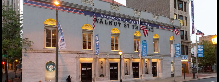 Insuring The Story of The Walnut Street Theatre