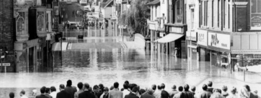 Flood Prevention for Historic Commercial Properties