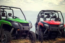 Bentonville, Arkansas ATV, Off-road Vehicle  Insurance