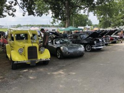 Classic Collector Car Show